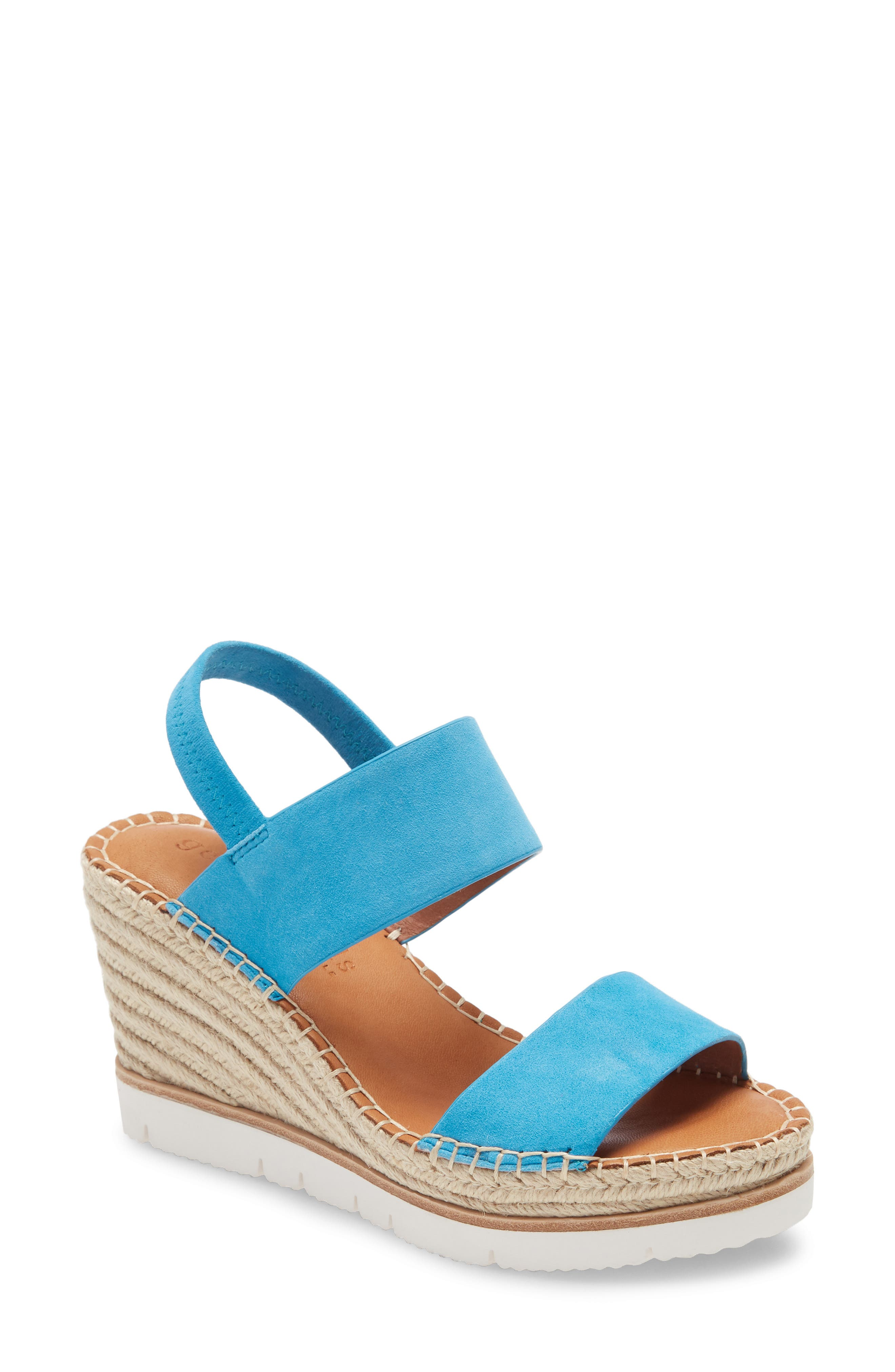 Elyssa Platform Wedge Sandal