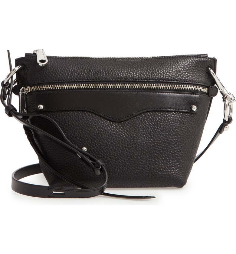 Hayden Leather Crossbody Bag