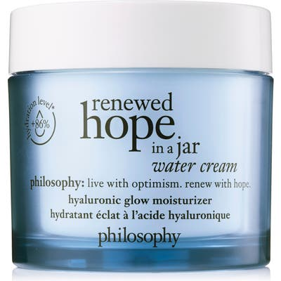 Philosophy Renewed Hope In A Jar Water Cream