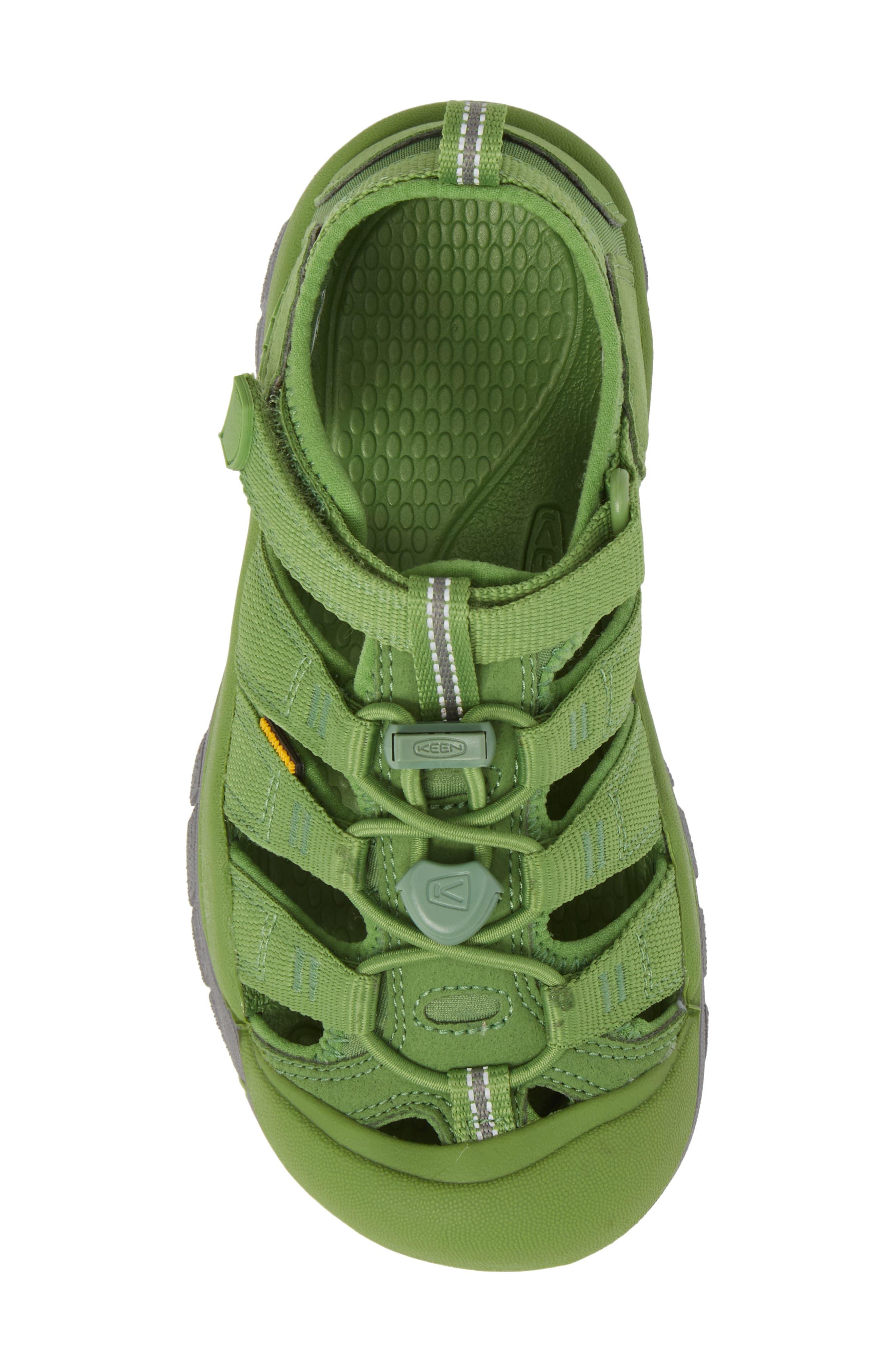 KEEN NEWPORT H2 1014259 CRUSHED BRONZE GREEN YOUTH SANDAL