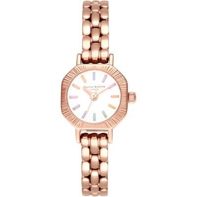 Olivia Burton Mini Dial Bracelet Watch, 2m