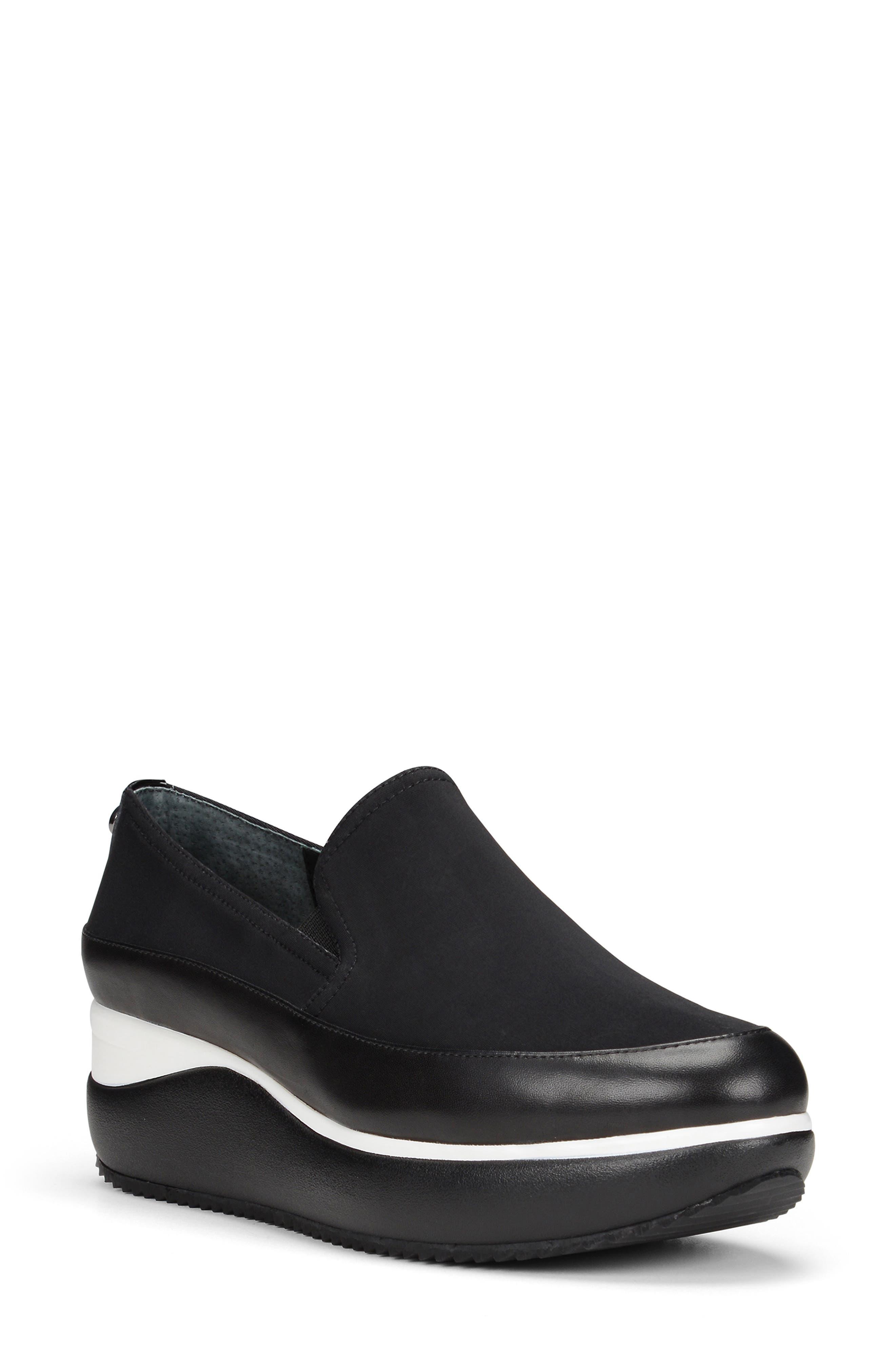 Lizzee Slip-On Platform Sneaker