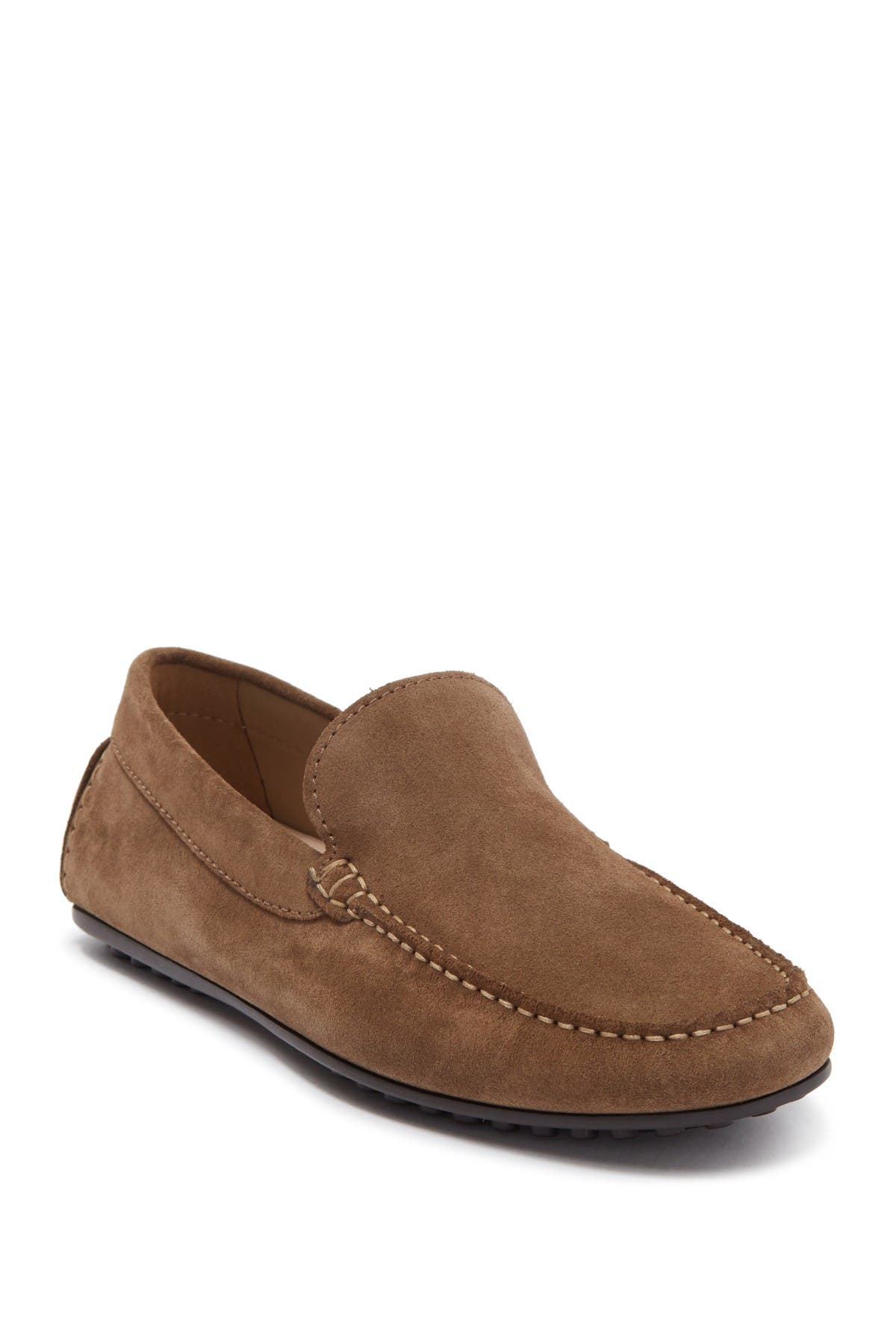 Image of MORAL CODE Saul Suede Driving Loafer