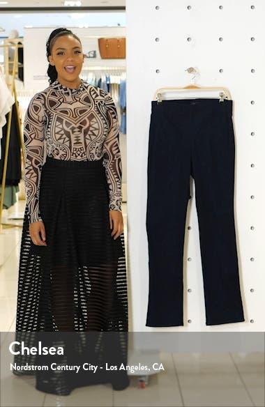Marilyn Straight Leg Ponte Pants, sales video thumbnail