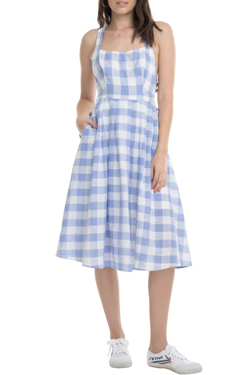 ASTR The Label Lillian A Line Dress