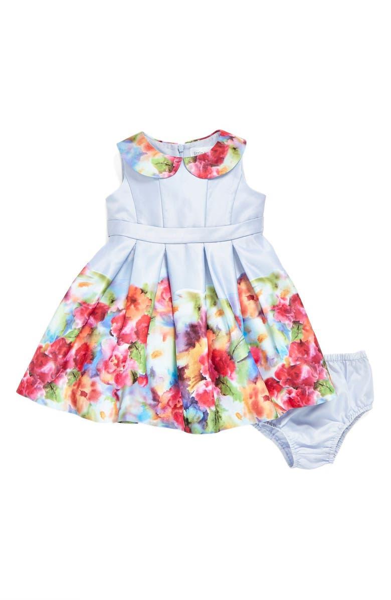 US ANGELS 'Photo Reel' Print Dress, Main, color, 416