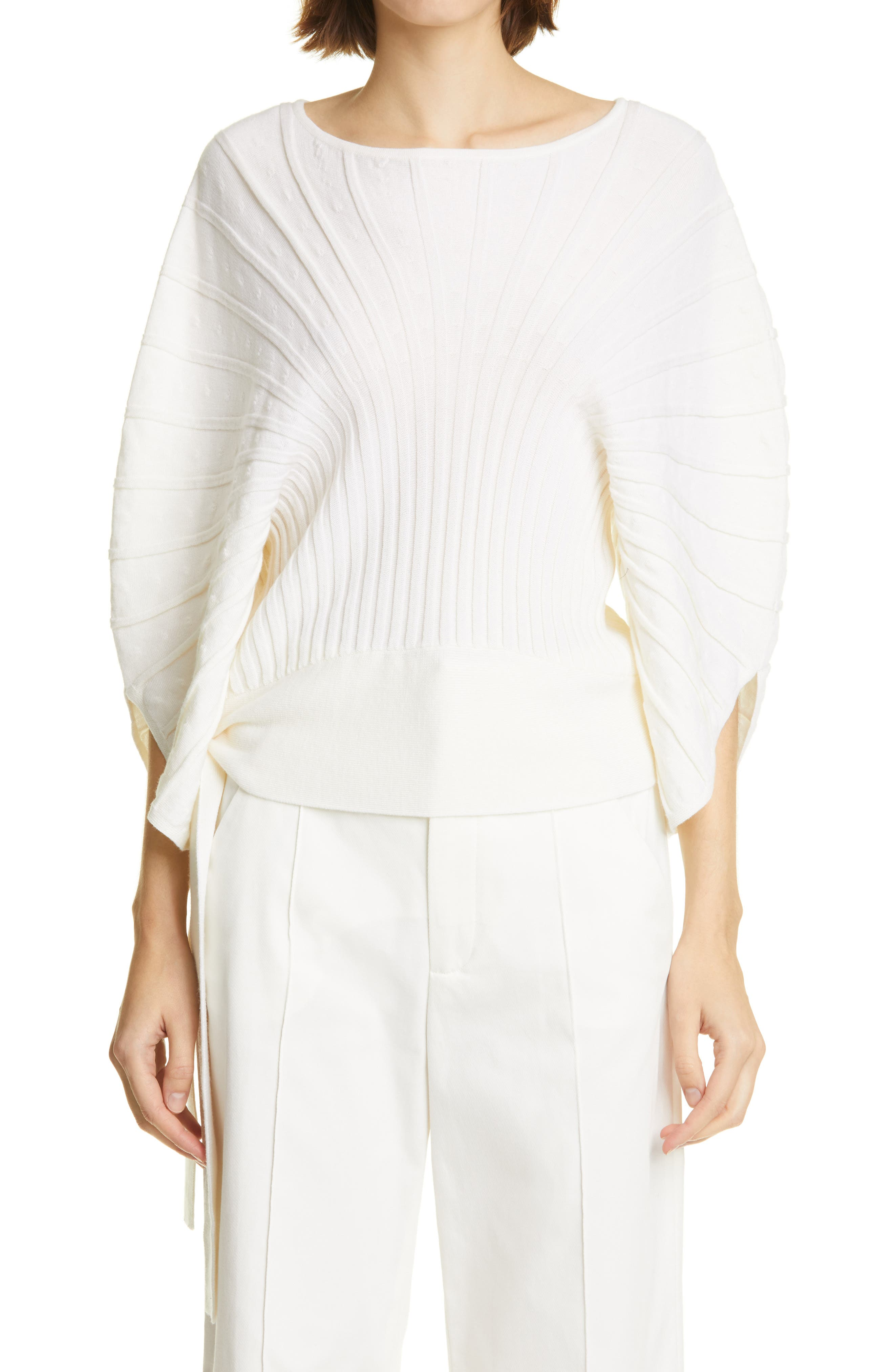 Pandora Rib Dolman Sweater
