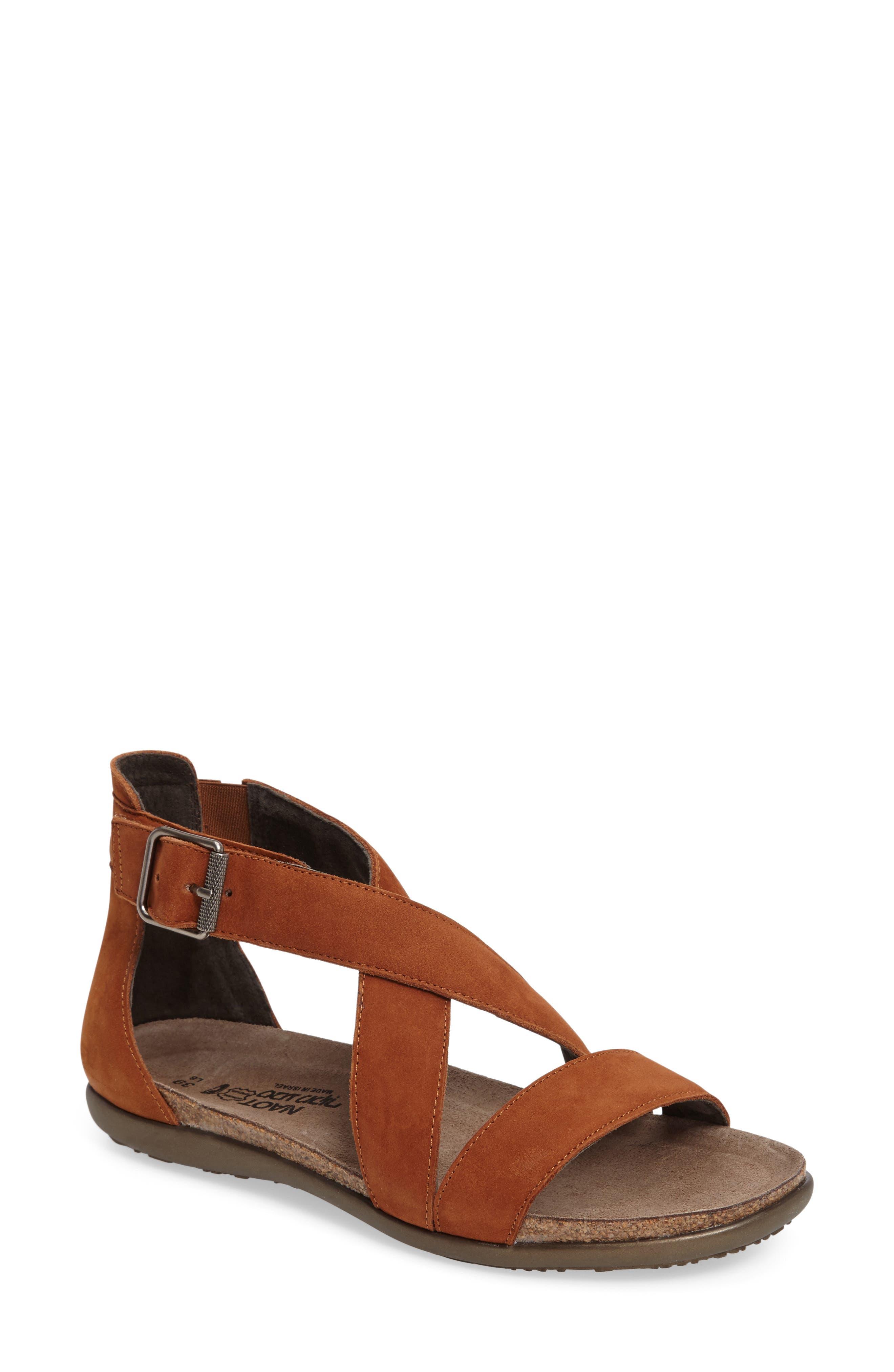 NAOT | Rianna Crisscross Sandal