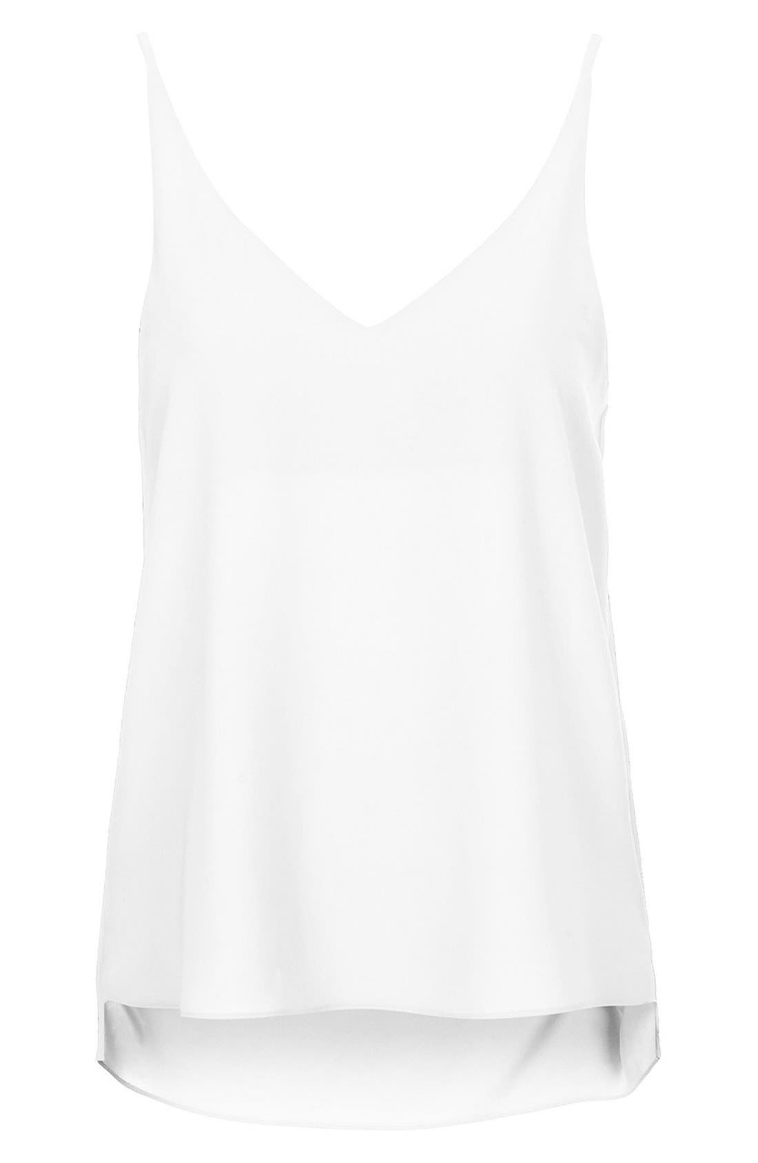 ,                             Strappy V-Neck Camisole,                             Alternate thumbnail 86, color,                             900