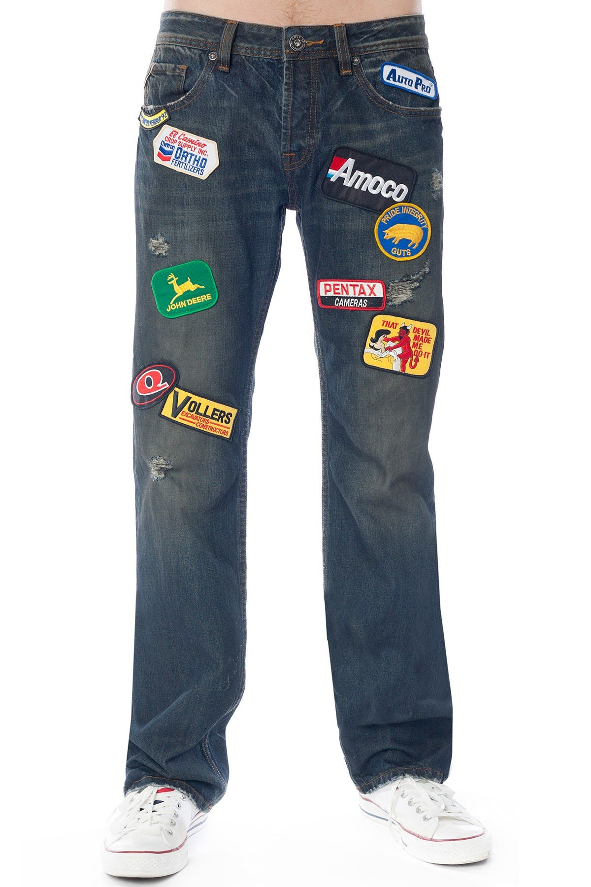 Image of Cult Of Individuality Hagen Relaxed Jeans