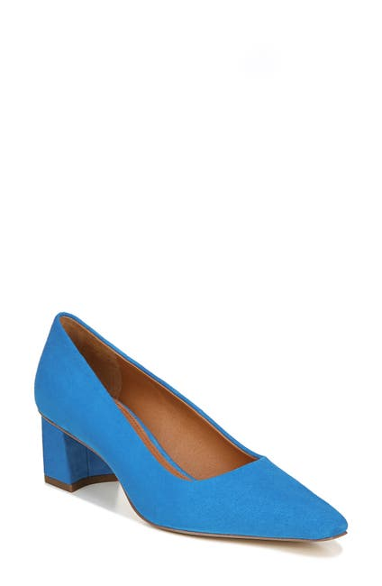 Image of SARTO BY FRANCO SARTO Regal Suede Pump