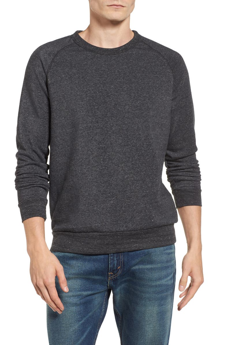 ALTERNATIVE 'The Champ' Sweatshirt, Main, color, 010