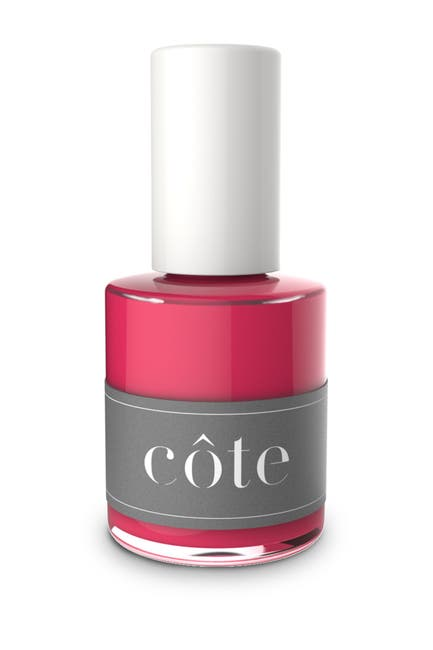 Image of Cote No. 27. Bright Poppy Nail Color
