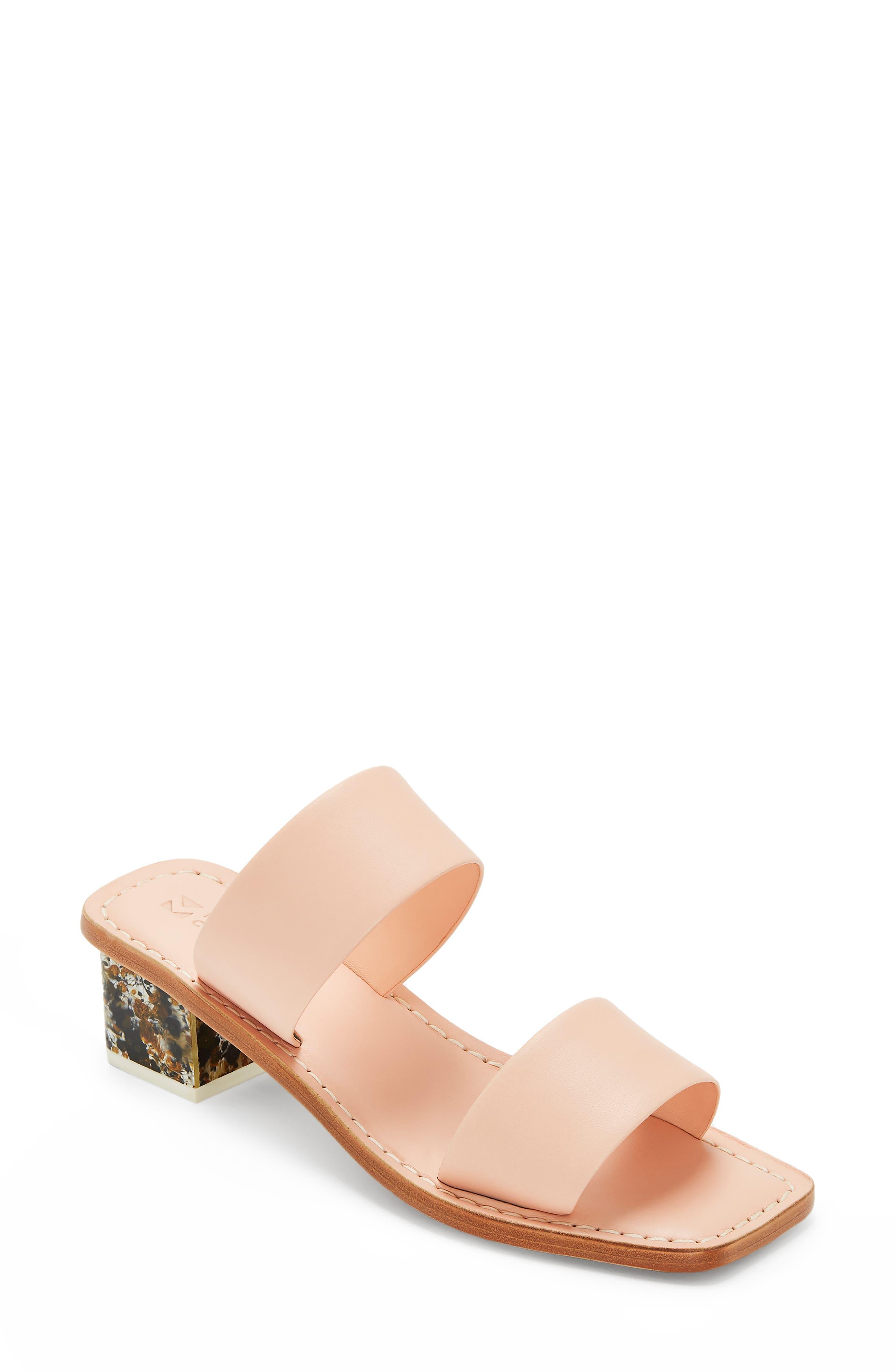 Mercedes Castillo Lavina Slide Sandal, Pink