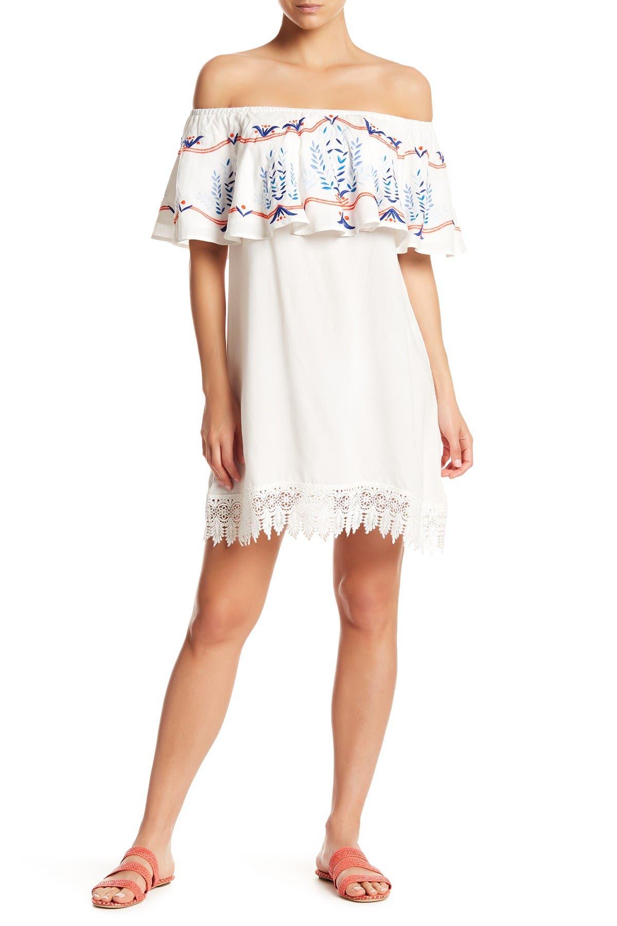 Image of Saha Swimwear Tol Short Dress