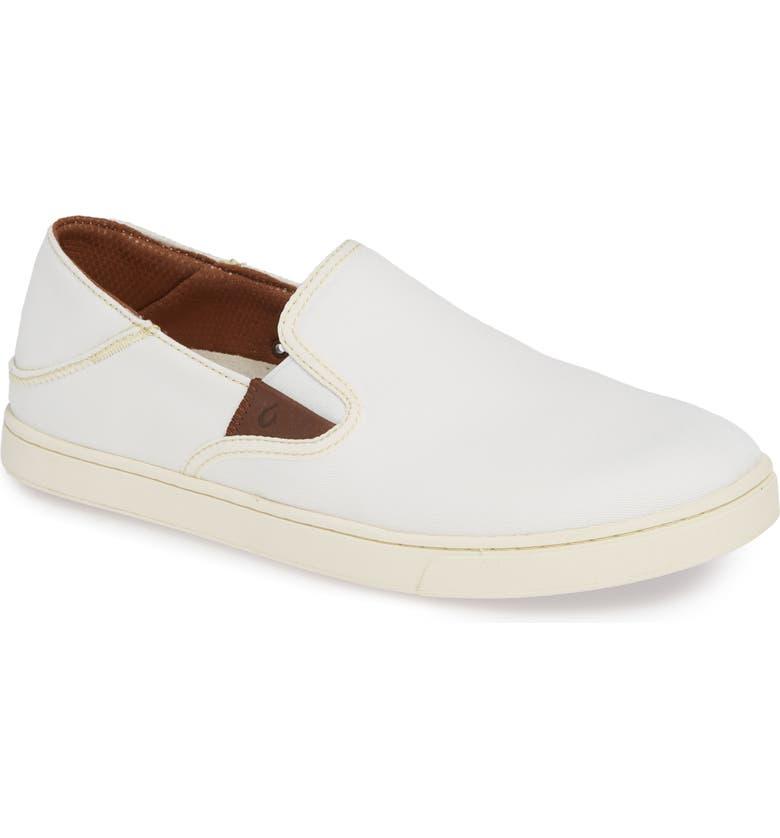 OLUKAI Kahu Collapsible Slip-On Sneaker, Main, color, 259