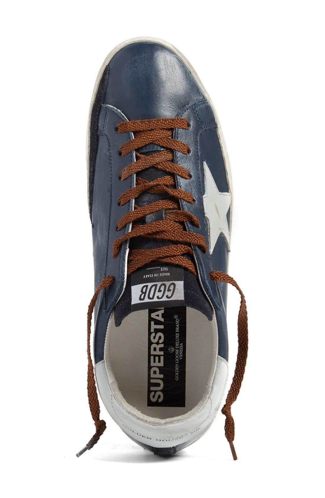 ,                             'Superstar' Sneaker,                             Alternate thumbnail 120, color,                             400