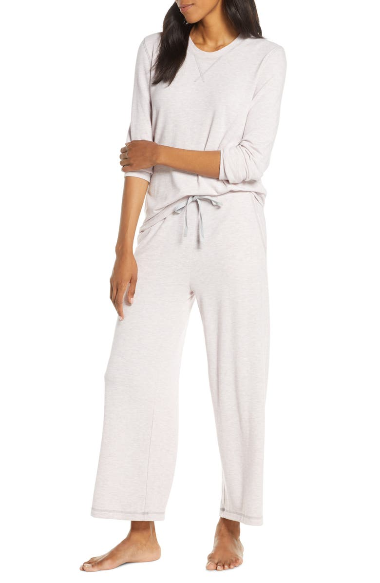 PAPINELLE Feather Soft Pajamas, Main, color, MUSK