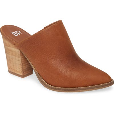 Bp. Maya Mule, Brown