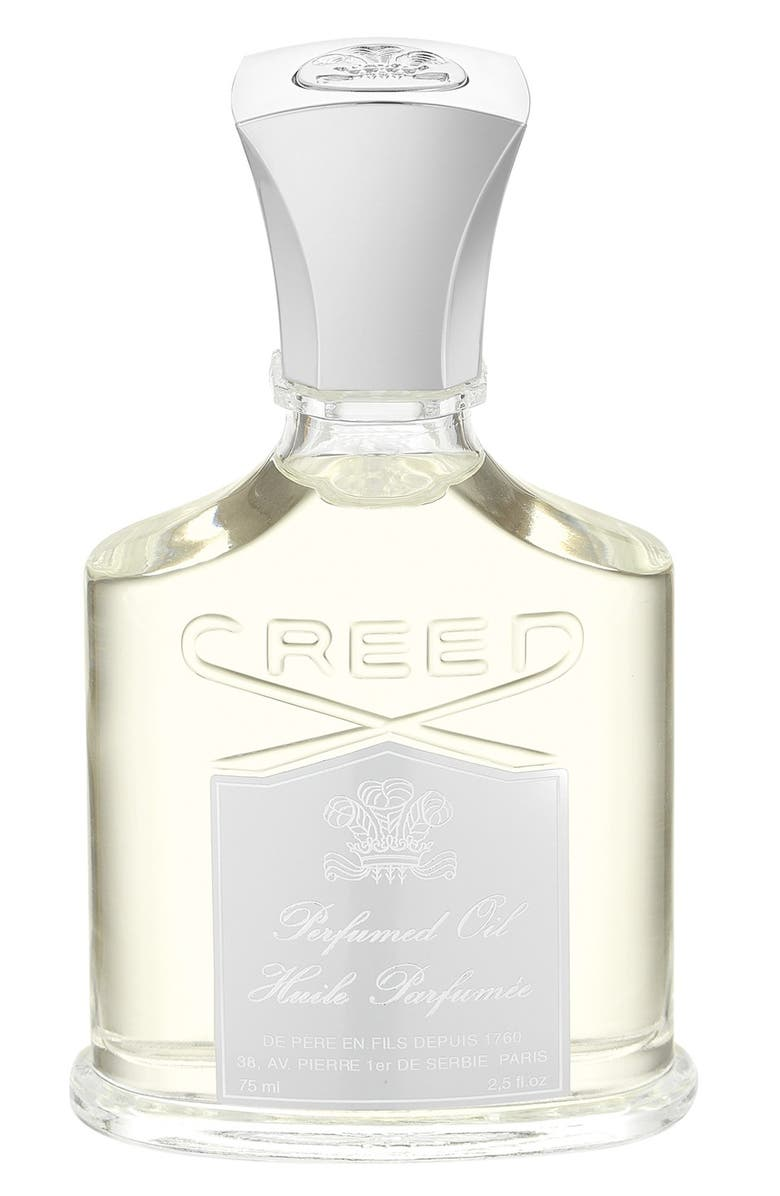 CREED 'Love in White' Perfume Oil Spray, Main, color, NO COLOR