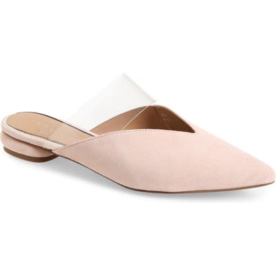 Linea Paolo Abril Mule, Pink