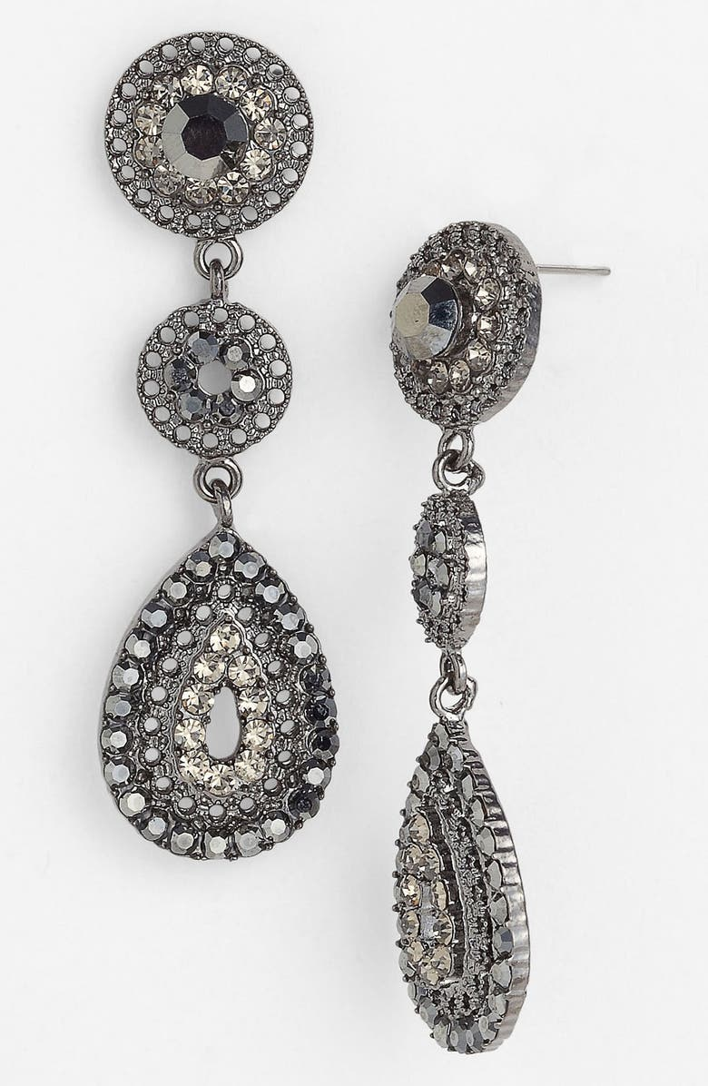 TASHA Linear Earrings, Main, color, 001
