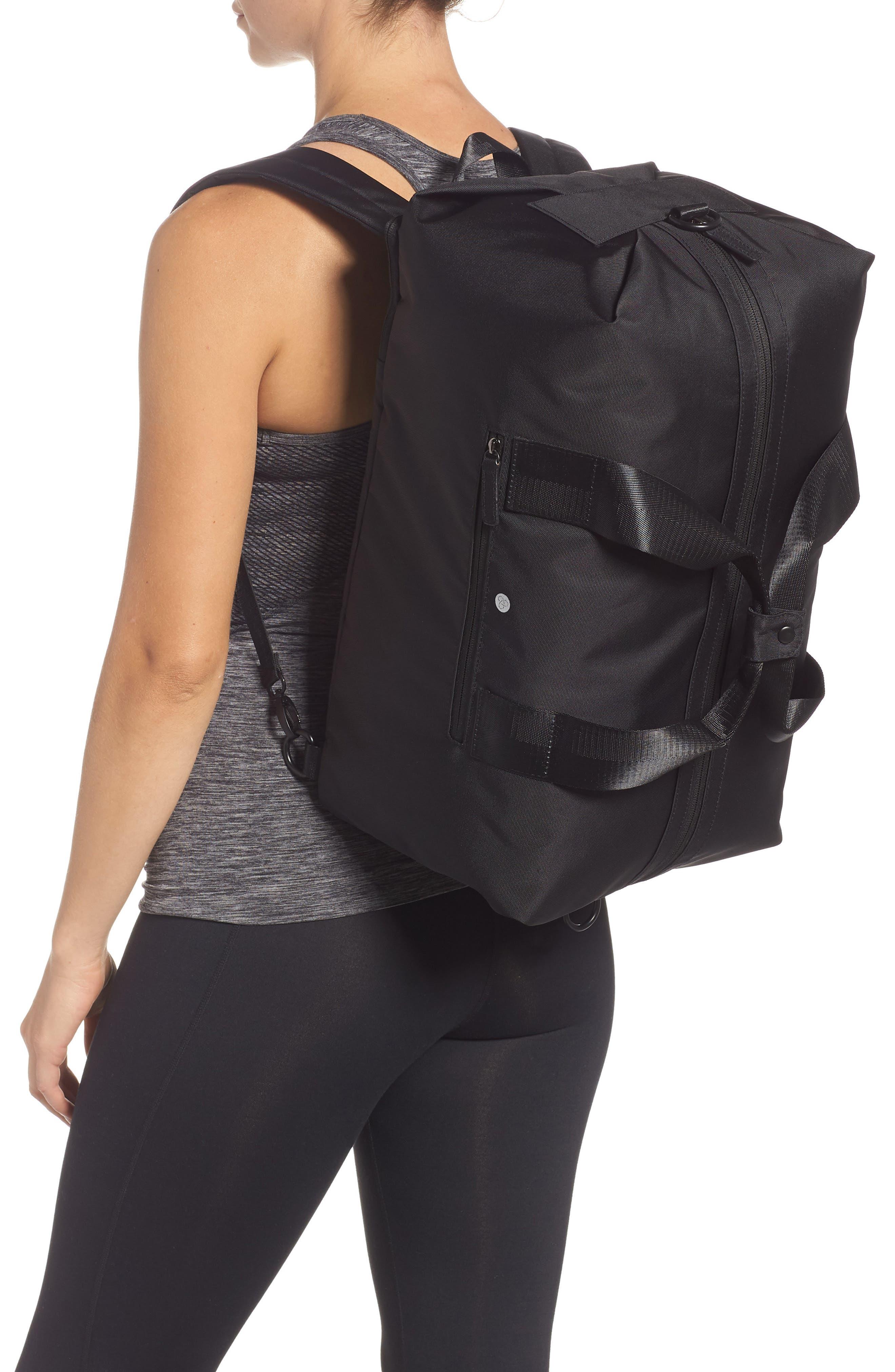 ,                             Convertible Duffle Backpack,                             Alternate thumbnail 2, color,                             001