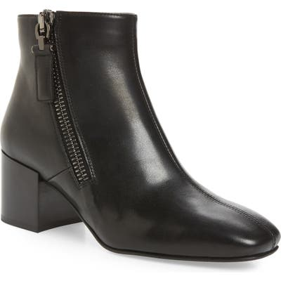 Aquatalia Cathryn Water Resistant Bootie, Black