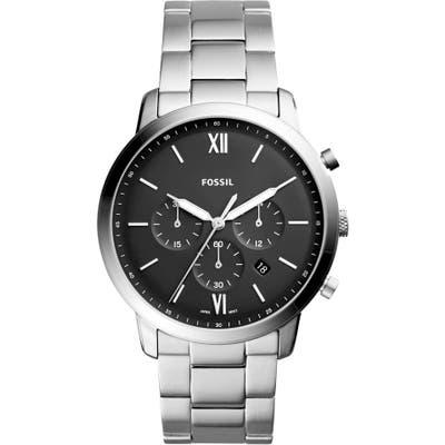 Fossil Neutra Chronograph Bracelet Watch, 4m