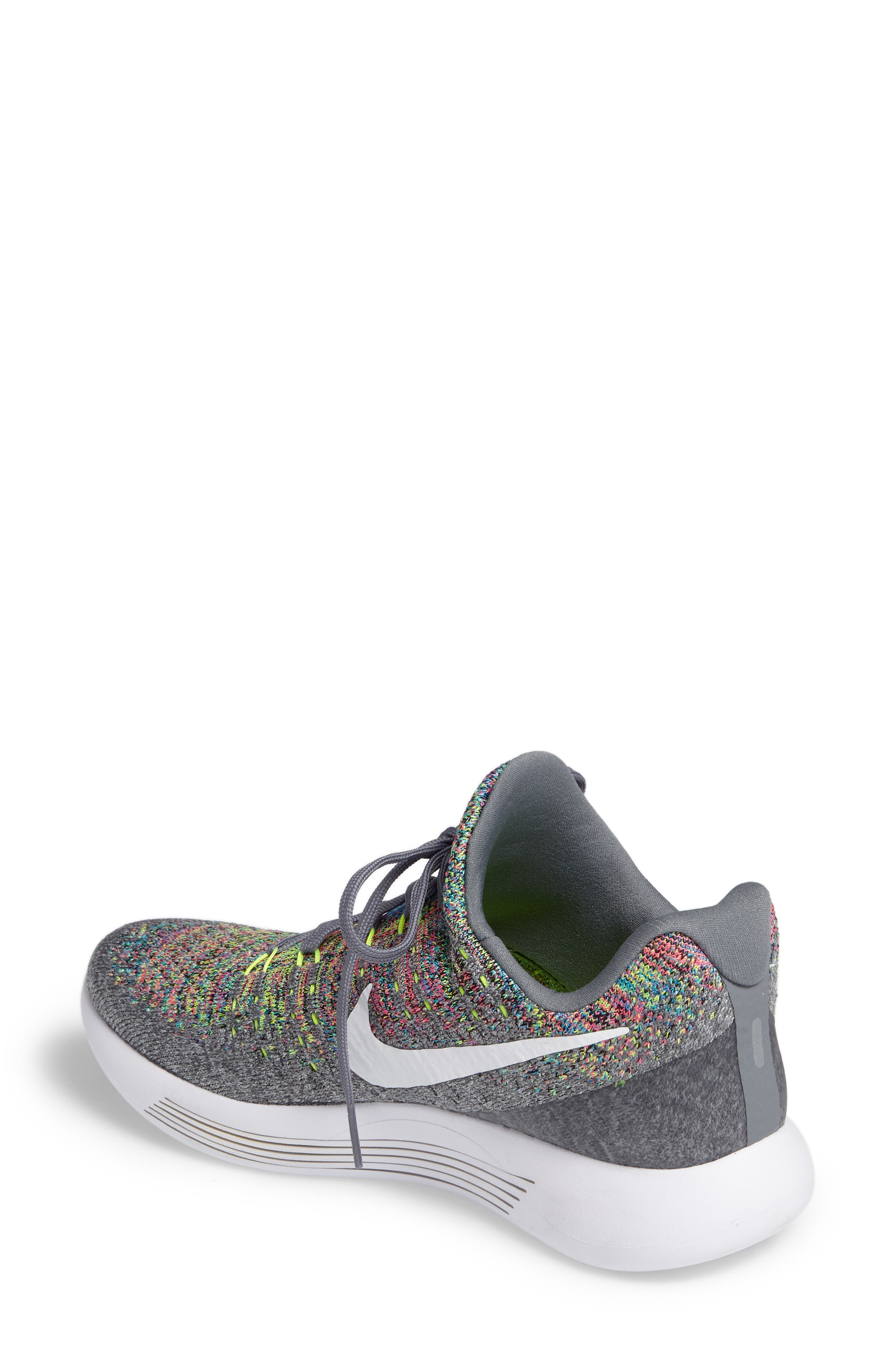 ,                             LunarEpic Low Flyknit 2 Running Shoe,                             Alternate thumbnail 32, color,                             023