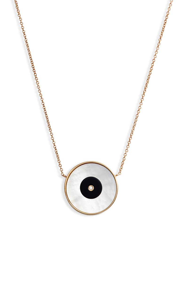 JENNIFER ZEUNER Danai Pendant Necklace, Main, color, 900