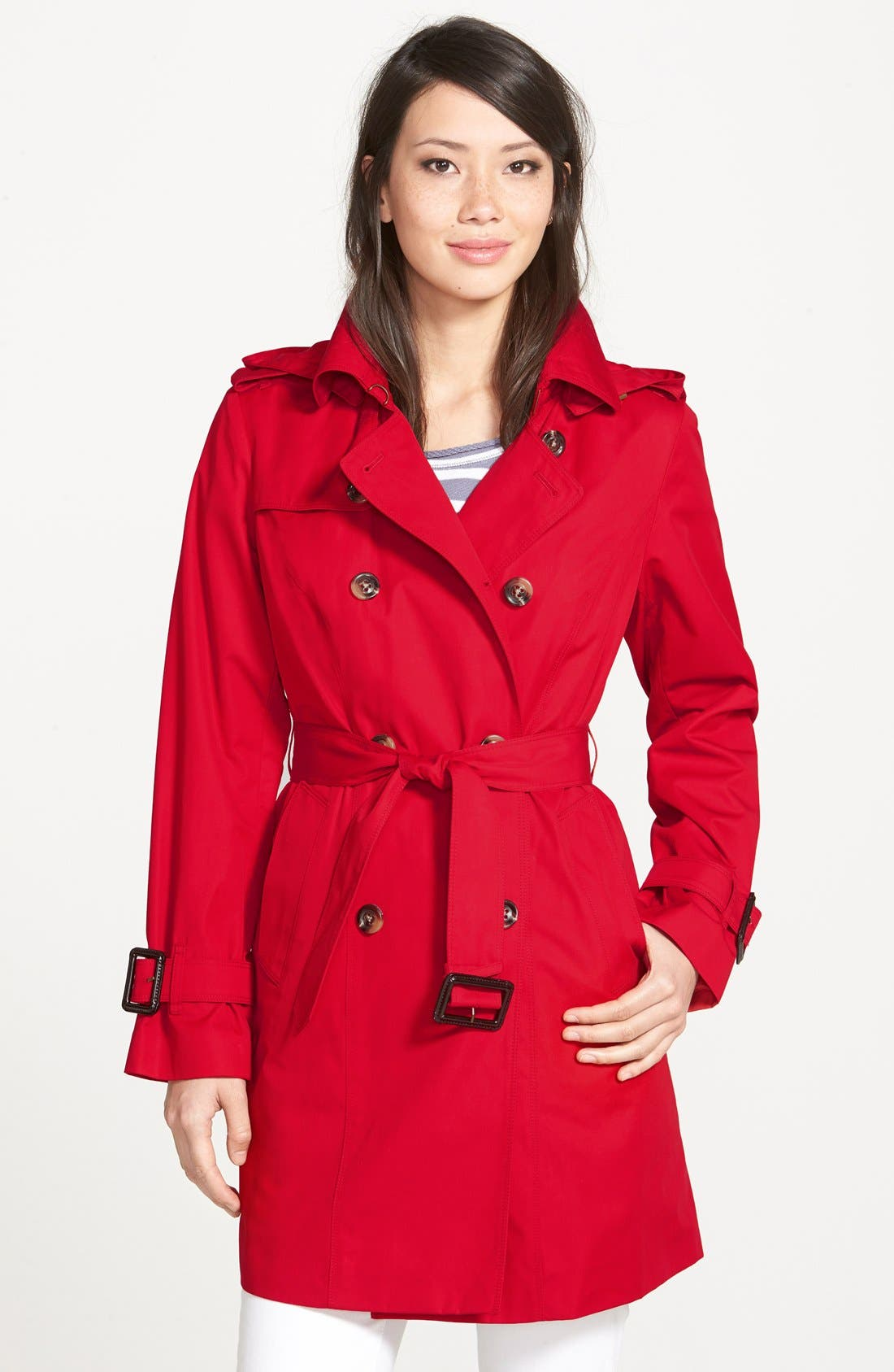 ,                             Heritage Trench Coat with Detachable Liner,                             Main thumbnail 19, color,                             600
