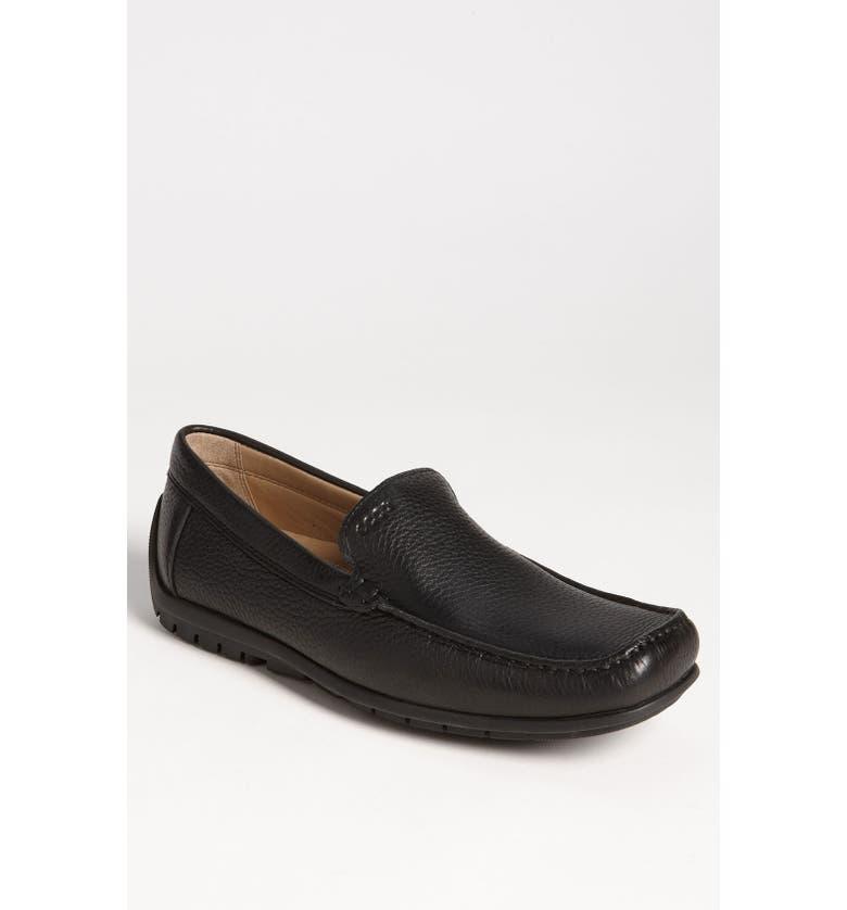 ECCO 'Soft' Driving Shoe, Main, color, 002