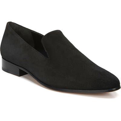 Vince Lela Pointy Toe Loafer- Black
