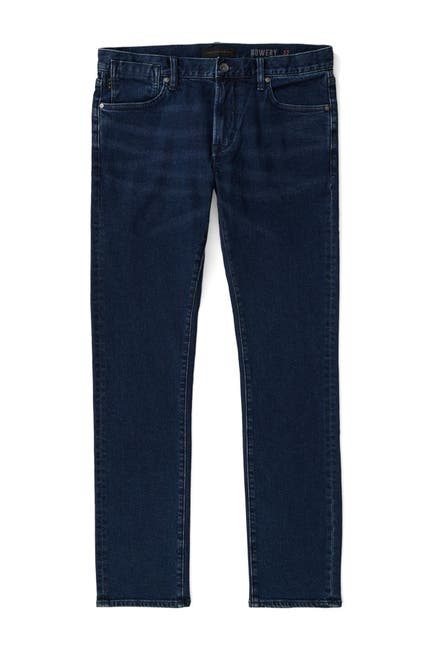 Image of John Varvatos Collection Bowery Slim Fit Straight Jeans