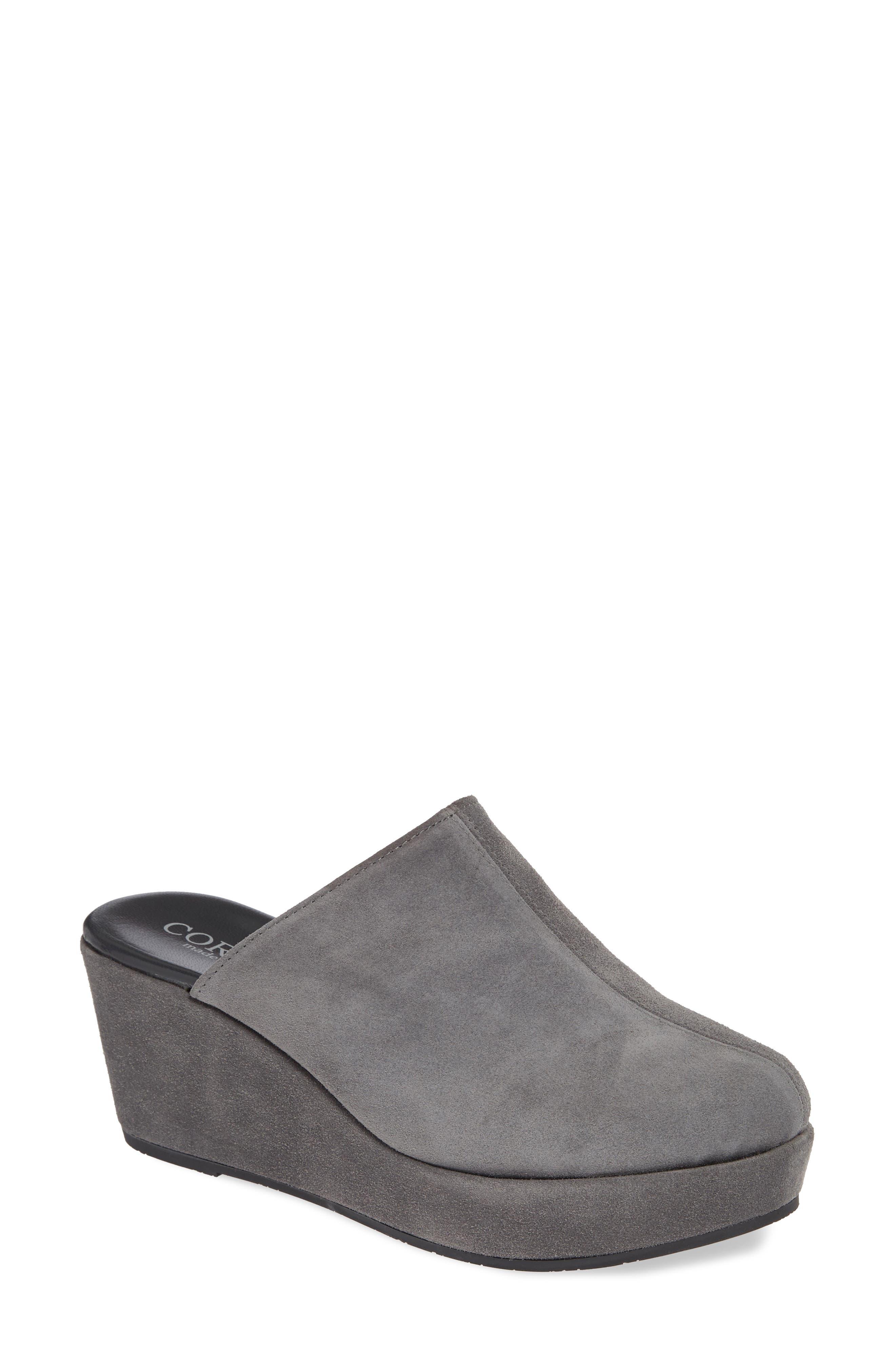 Cordani Darma Wedge Mule - Grey