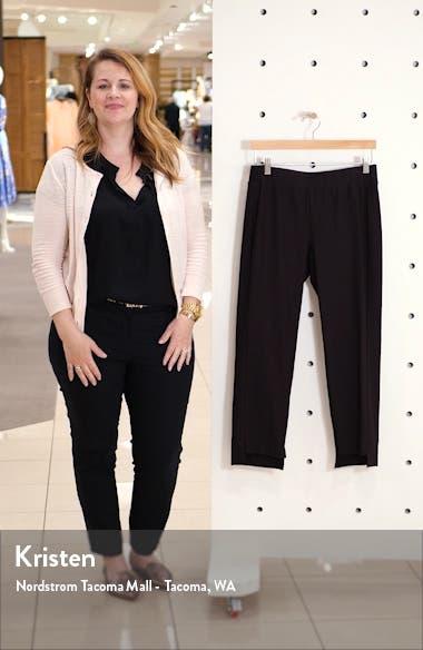 Slim Step Hem Ankle Pants, sales video thumbnail