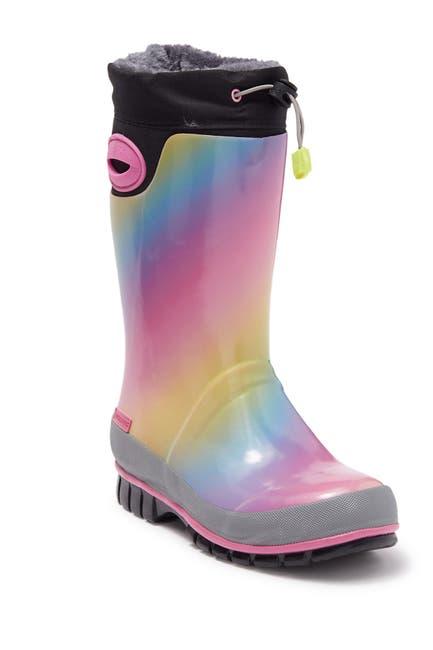 Image of Western Chief Rainbow Waterproof Winterprene Boot
