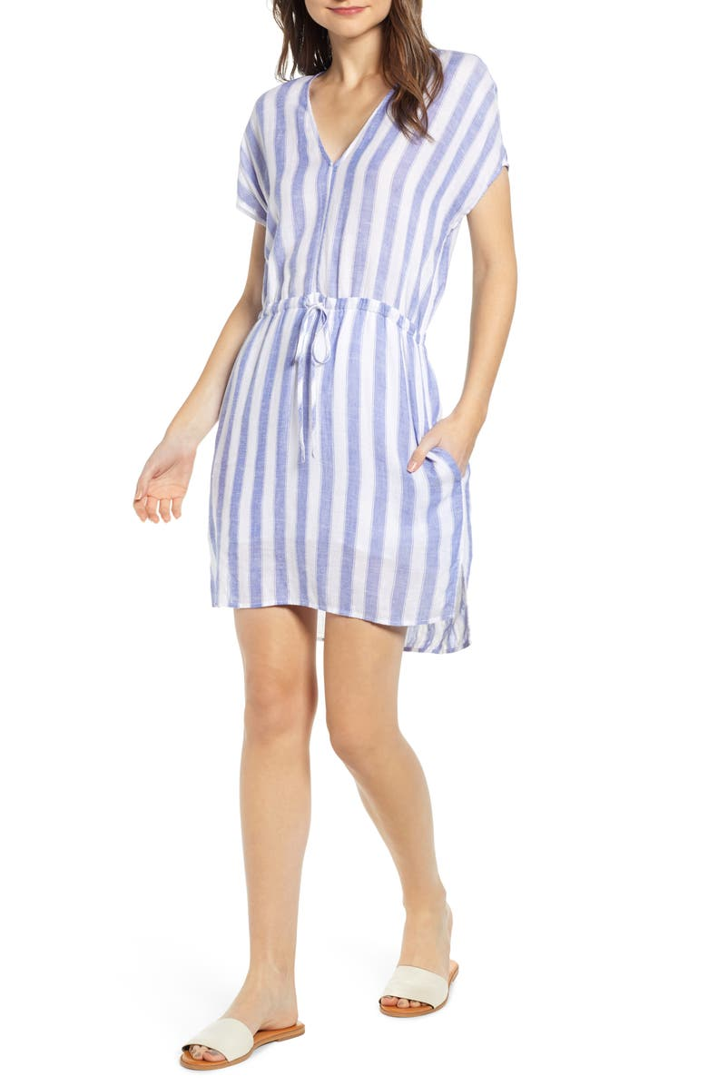 RAILS Wren Stripe Dress, Main, color, 400