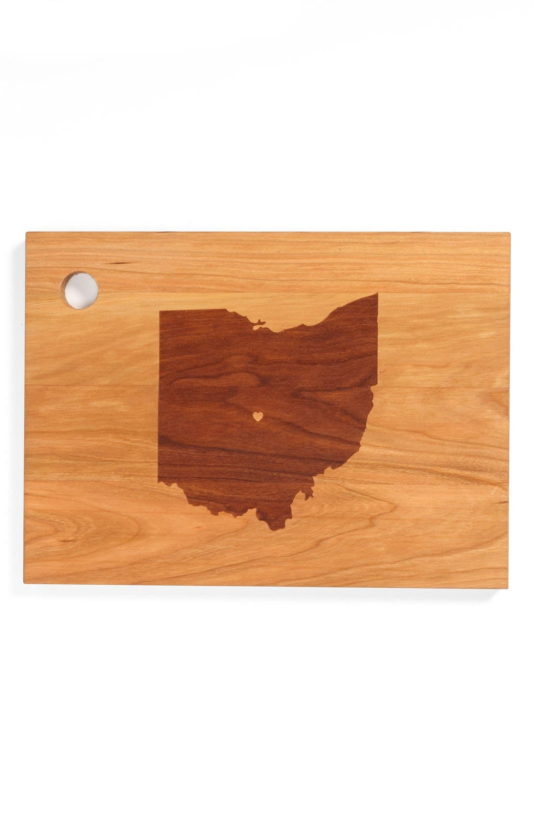 ,                             'State Silhouette' Cutting Board,                             Main thumbnail 37, color,                             234