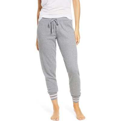 Pj Salvage Jammie Pajama Pants, Grey