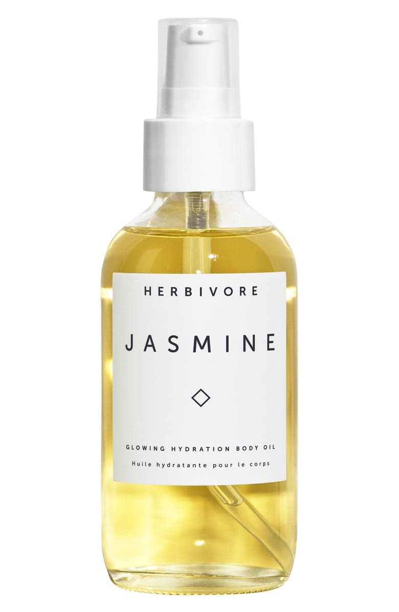 HERBIVORE BOTANICALS Jasmine Body Oil, Main, color, NONE