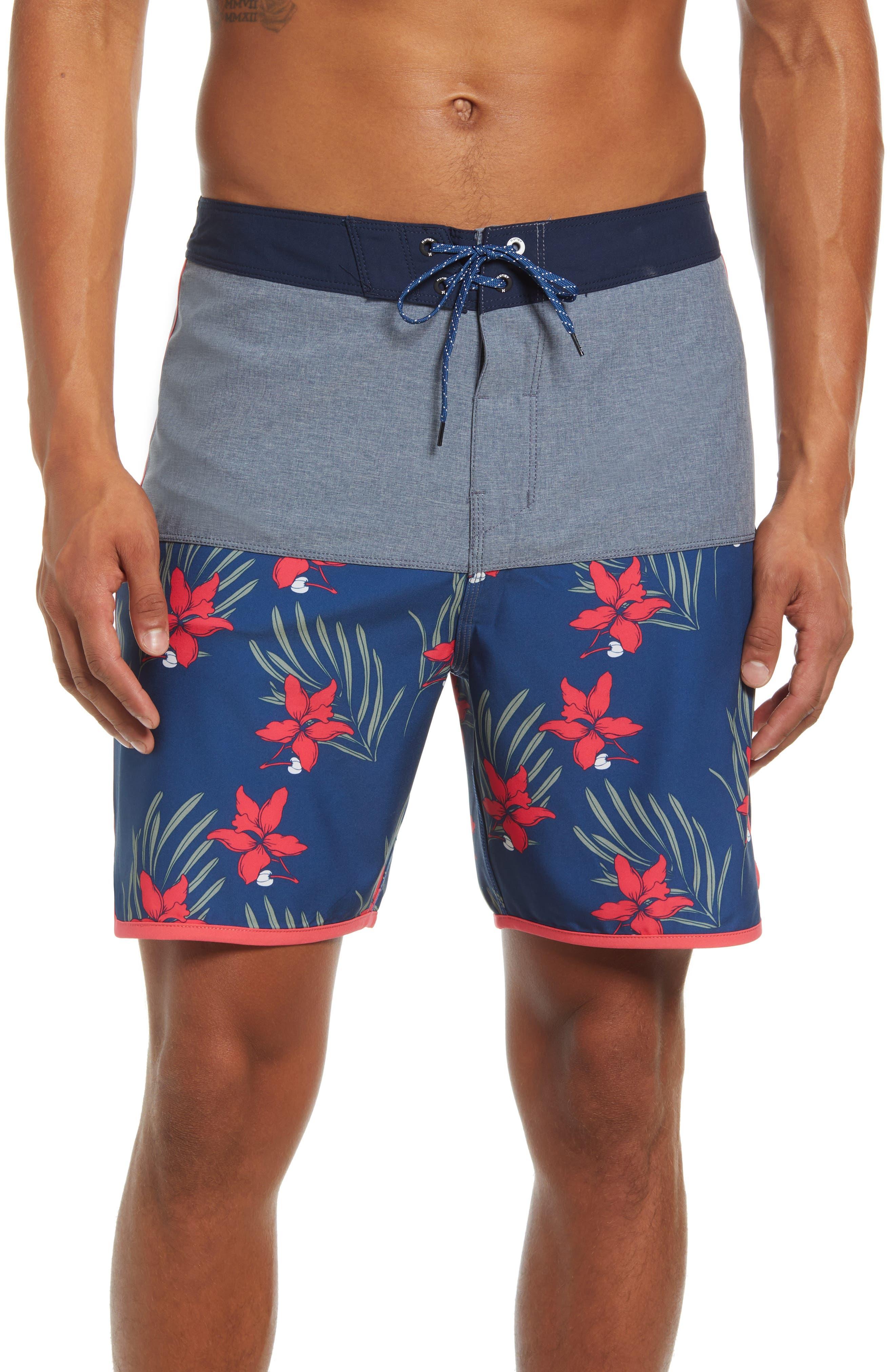 Phantom Malibu Floral Board Shorts