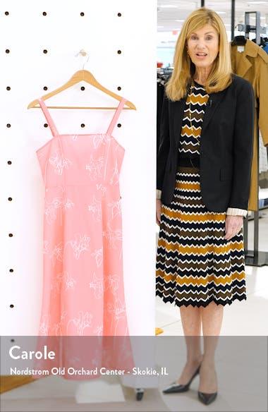Flower Sketch Sundress, sales video thumbnail