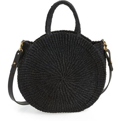 Clare V. Alice Woven Sisal Straw Bag -