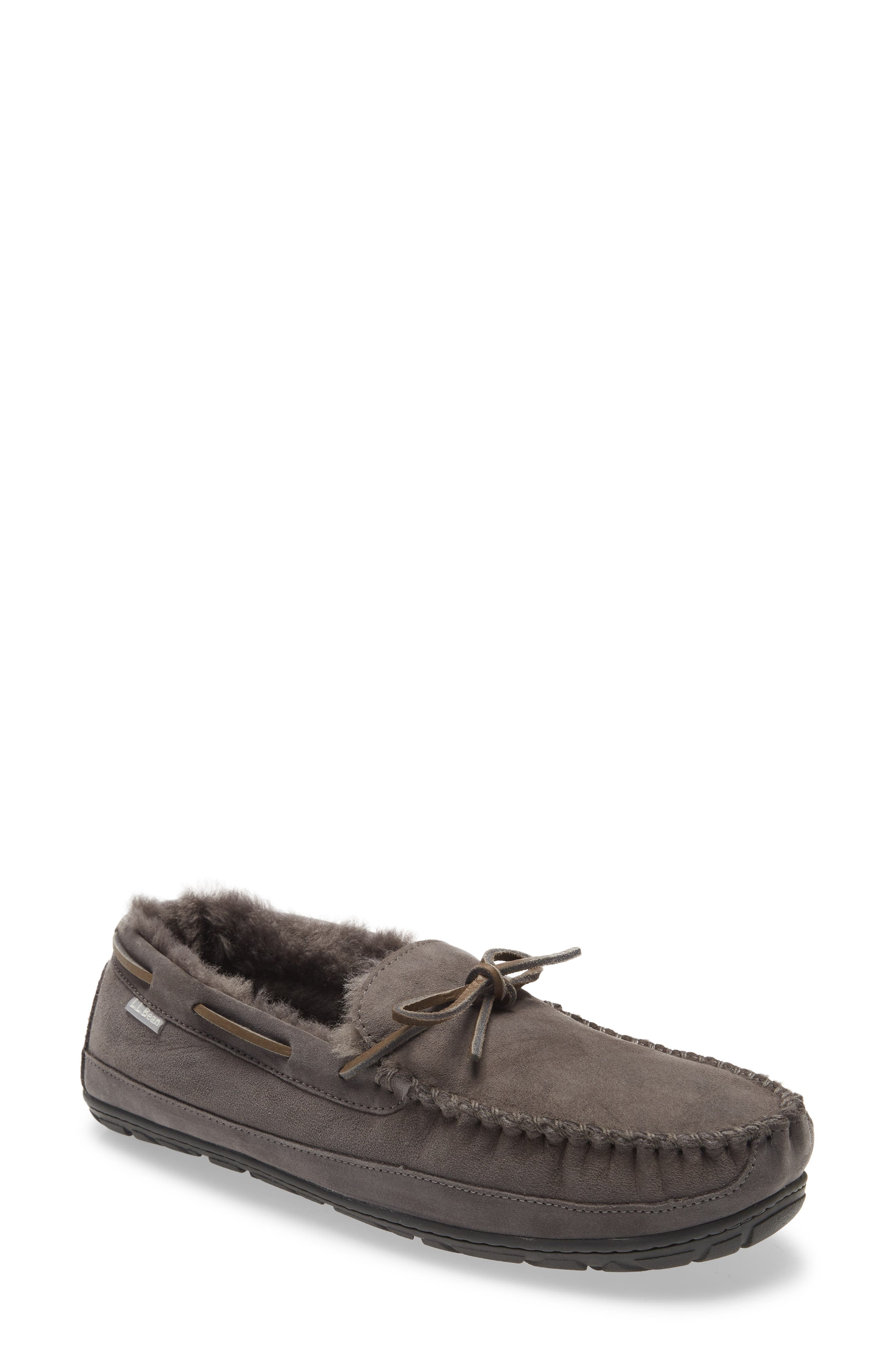Wicked Good Moccasin Slipper