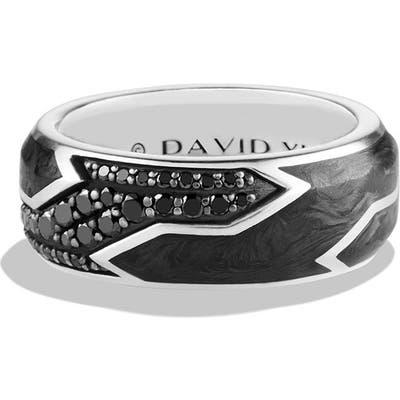 David Yurman Forged Carbon Ring