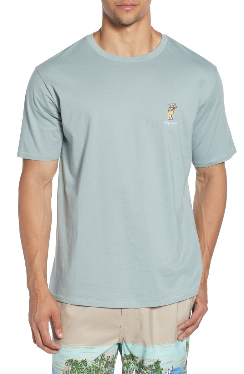 BARNEY COOLS Cocktail Embroidered T-Shirt, Main, color, 440