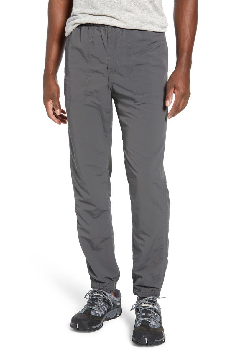 PATAGONIA Baggies<sup>™</sup> Slim Fit Pants, Main, color, FORGE GREY