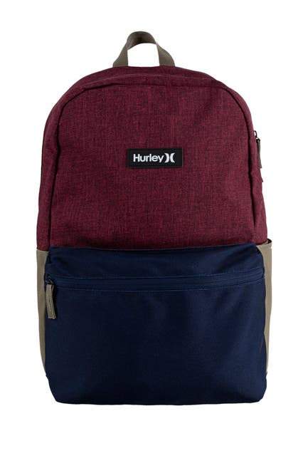 Image of Hurley Aerial Colorblock Backpack